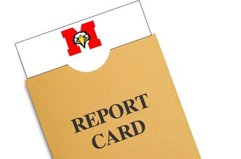 Report Cards Went Home Friday, January 10th