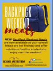 Backpack Weekend