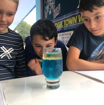 Paetoki team loving science!