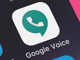 Google voice number