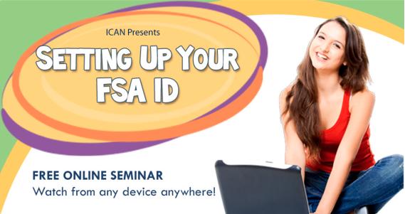 Setting up your FSA ID