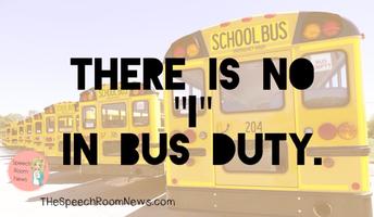 Bus Duty