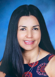 Meet Mrs. Adrianna Pavon - English Language Facilitator