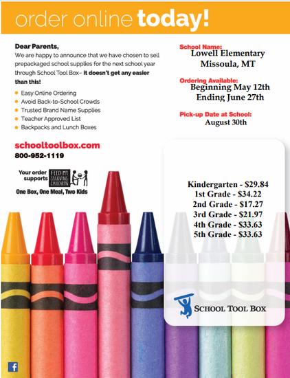School Toolbox