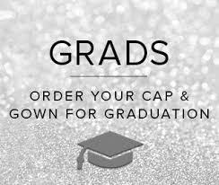 Cap & Gown Ordering Info