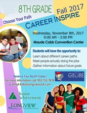 Fall 2017 Career Inspire