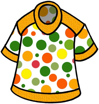 DON'T FORGET! Wear polka dots this Sunday @ IP!