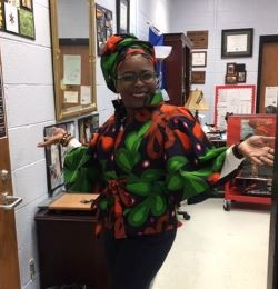 From Dr. Popoola - 10th Grade Administrative Support