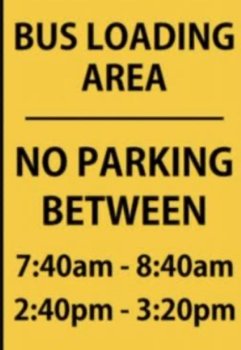 BUS PARKING CHANGES AT LOWELL -- PLEASE READ