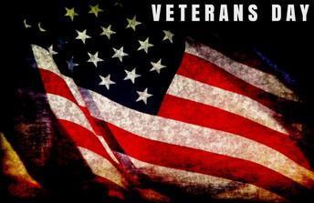 Veterans: We Salute You!