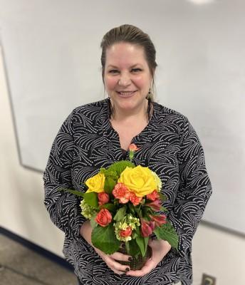 Marva Collins Aledo ISD Teacher of the Year