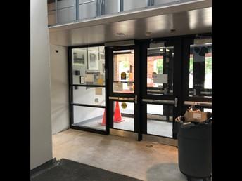 Kimball Hill secure vestibule construction