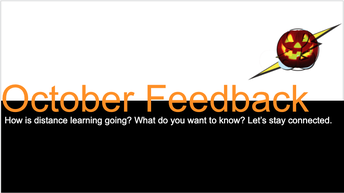 October Parent Feedback