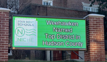 WTSD Once Again Ranked Tops in Hudson County!