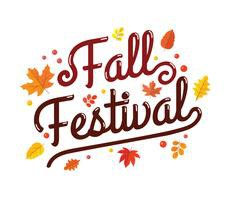 Donations for Fall Festival
