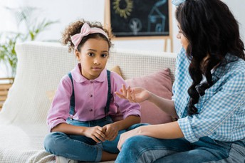 Start conversations about safety when your kids are young