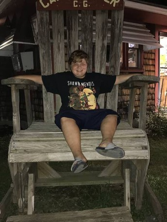 MIDDLE SCHOOL STUDENT SPOTLIGHT: BRIAN QUIMBY
