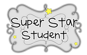 Super Star Students of the Week