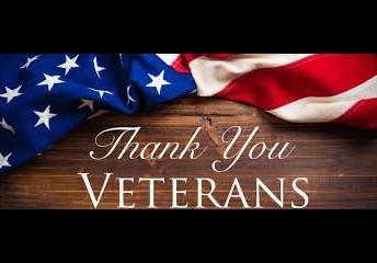 Local Veterans by Arielle Freeman - 8th Grade