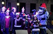Worcester Students featured at the Festival of Lights