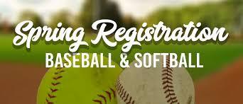 Westminster Softball and Baseball Registrations