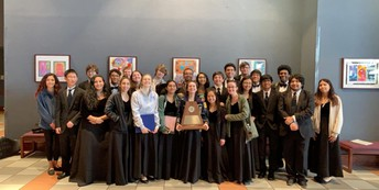 Sweepstakes once again for orchestra!!!