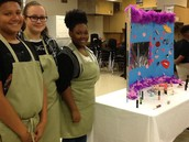 CAKE WARS - Presented by the 8th Grade Family & Consumer Science Classes