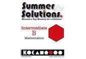 Summer Solutions is still available to order
