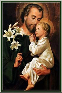 Happy Feast of St. Joseph!