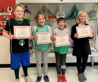 MCTA Speech Contest Winners!