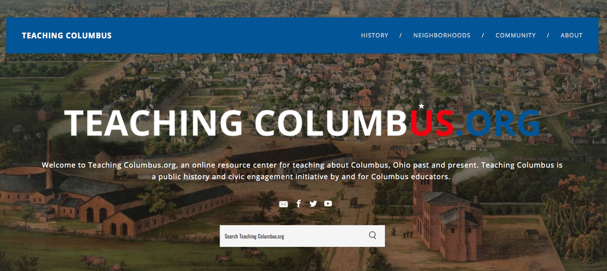 Teaching Columbus