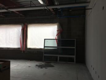 Construction Progress for Phase 3