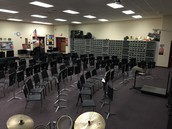 Where does Band Starts Now! meet?
