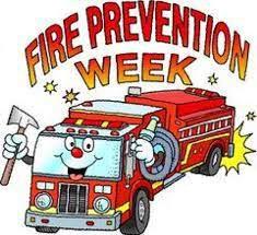 Fire Prevention Week: October 5-9