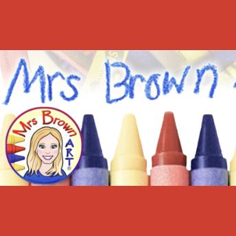 Mrs. Brown Art screenshot