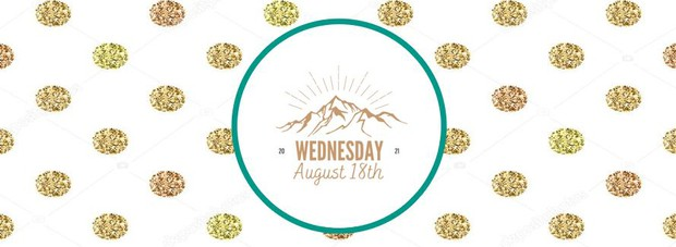 Wednesday, August 18th