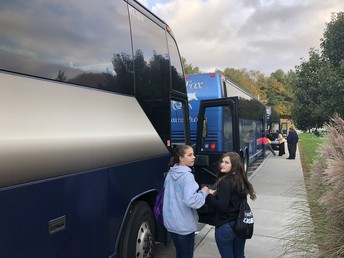 Grade 7 Students Heading to Boston Museum of Science...
