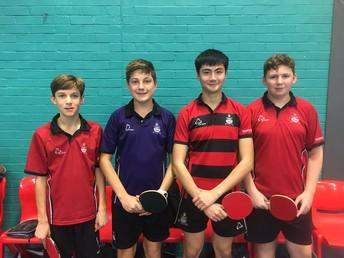 Devon Schools Table Tennis