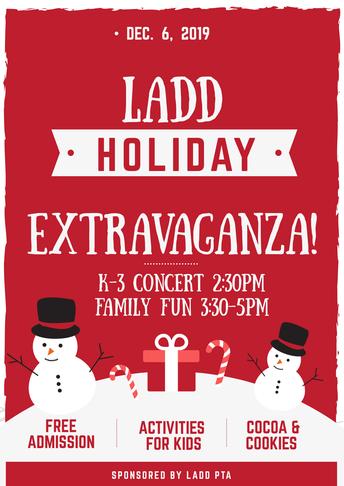 Ladd's Holiday Extravaganza