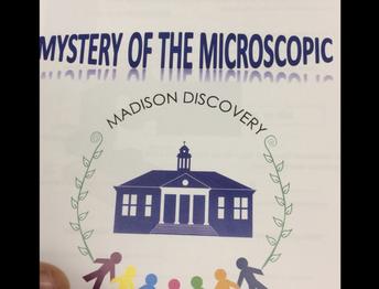 JMU mystery of microscopes