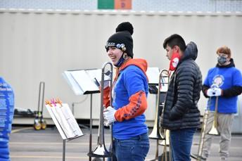 Happy trombones!