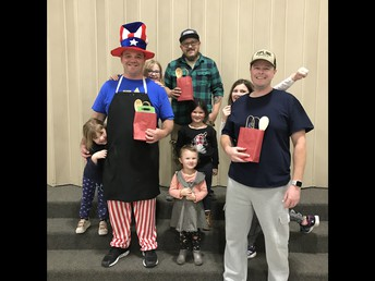 CHILI COOK-OFF WINNERS