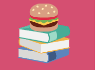 Burgers and Books!