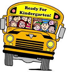 school bus filled with children