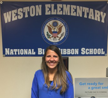 Welcome to Mrs. Evans our NEW Librarian!