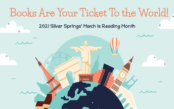 March is Reading Month ~ Don't Forget to Add Your Reading Minutes!!