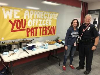 Patterson Potluck