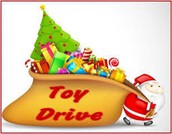 Pilgrim's 12th Annual Toy Drive