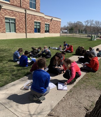 Math in the Sun with 5M