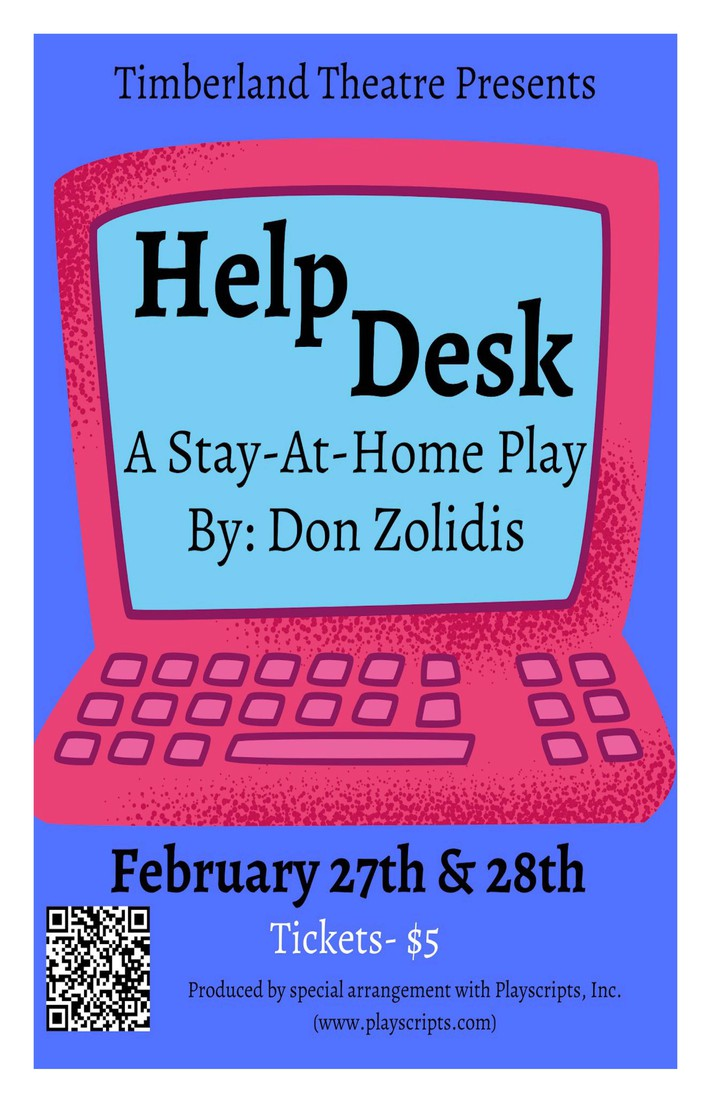 Help Desk: A Stay at Home Play